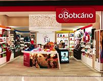 Projeto de loja O Boticário