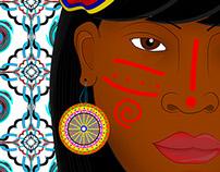 Indígena Wayúu, Wo'Main (Nuestra Tierra)