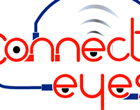 connecting eyes logo