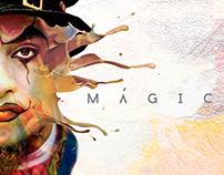 Estampas e criações para O Teatro Mágico