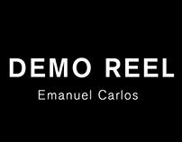 Demo Reel - Emanuel Carlos