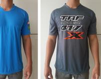 T-shirt for Tamiya Brasil / Toy Venture