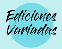 Ediciones Variadas