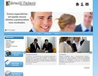 Company specialized in professional training. Managed t