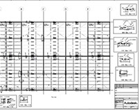 Detalhamento para fabricação de estrutura metálica