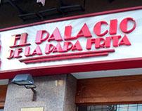 El Palacio de la Papa Frita.