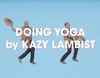 Kazy Lambist video clip