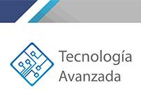 Branding - Logotipo / Tecnología Avanzada