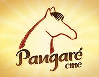 Logo Pangaré Cine