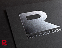 Pro Design3r - Logo