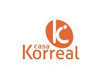 Sitio web Casa Korreal