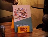 """Presentación Libro """"Vidas que Enseñan"""" // Fotografía."""
