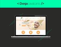 Web site Pepita Duran.