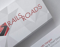 RailsRoads Brand design