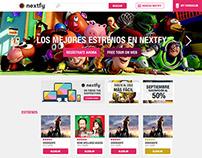 NextFy - Alquila y compra películas al mejor precio