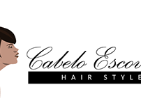 Hair style logotype