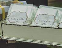 Identidade - Casamento ( Kit Gráfico Completo )