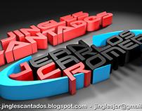 Logo 3d Jingles JCR