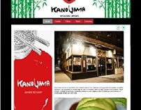 Diseño Web para Restaurante de Comida Japonesa