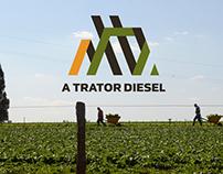 Branding A Trator Diesel