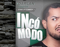Poster - Stand Up Comedy Incómodo