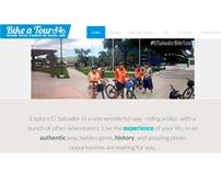 Bike a Tour El Salvador  / Website
