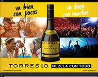 Mezcla con Todo - Torres 10