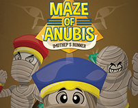 Game - Maze of Anubis