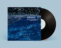 """Diseño de vinilo """"AMAGO"""""""