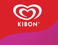 Anúncio publicitário Kibon Blast
