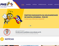 Website PHS SC