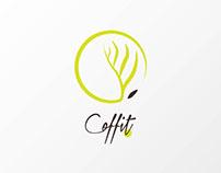 Branding & Embalagem - Coffit