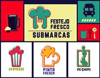 Festejo Fresco - Sub-branding