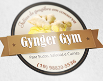 Ginger Gym - Logo