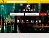 Cercanet Marketplace