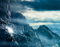 Discovery (Mattepainting)