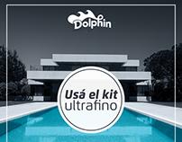 Dolphin Robots - Gráficas para redes sociales.