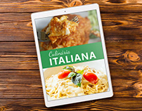 Ebook - Culinária ITALIANA