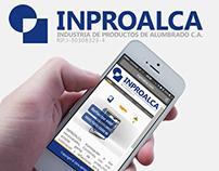 INPROALCA / Web / Identidad / Imagen
