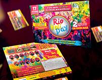 Flyer - Rio Holi Day