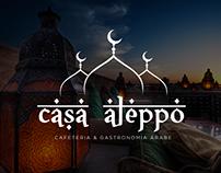 Logo - Casa Aleppo