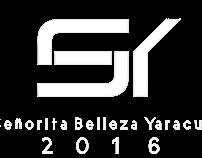 Imagotipo Señorita Belleza Yaracuy 2016