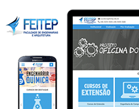 FEITEP - website redesign