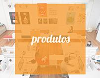Arte para produtos
