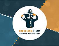 Traveling Films // Branding