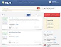 Instalación y configuración de theme para dinero ideas