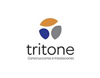 Tritón - Marca y Web