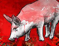 Canto de cerdos, 2015