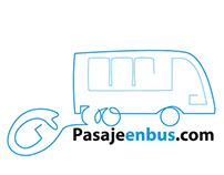 pasajeenbus.com Logo