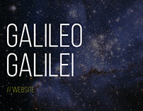 GALILEO GALILEI - WEBSITE